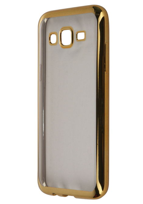 Чехол-накладка SkinBox 4People T-S-SGJ52016-008 (для Samsung Galaxy J5 2016), Gold