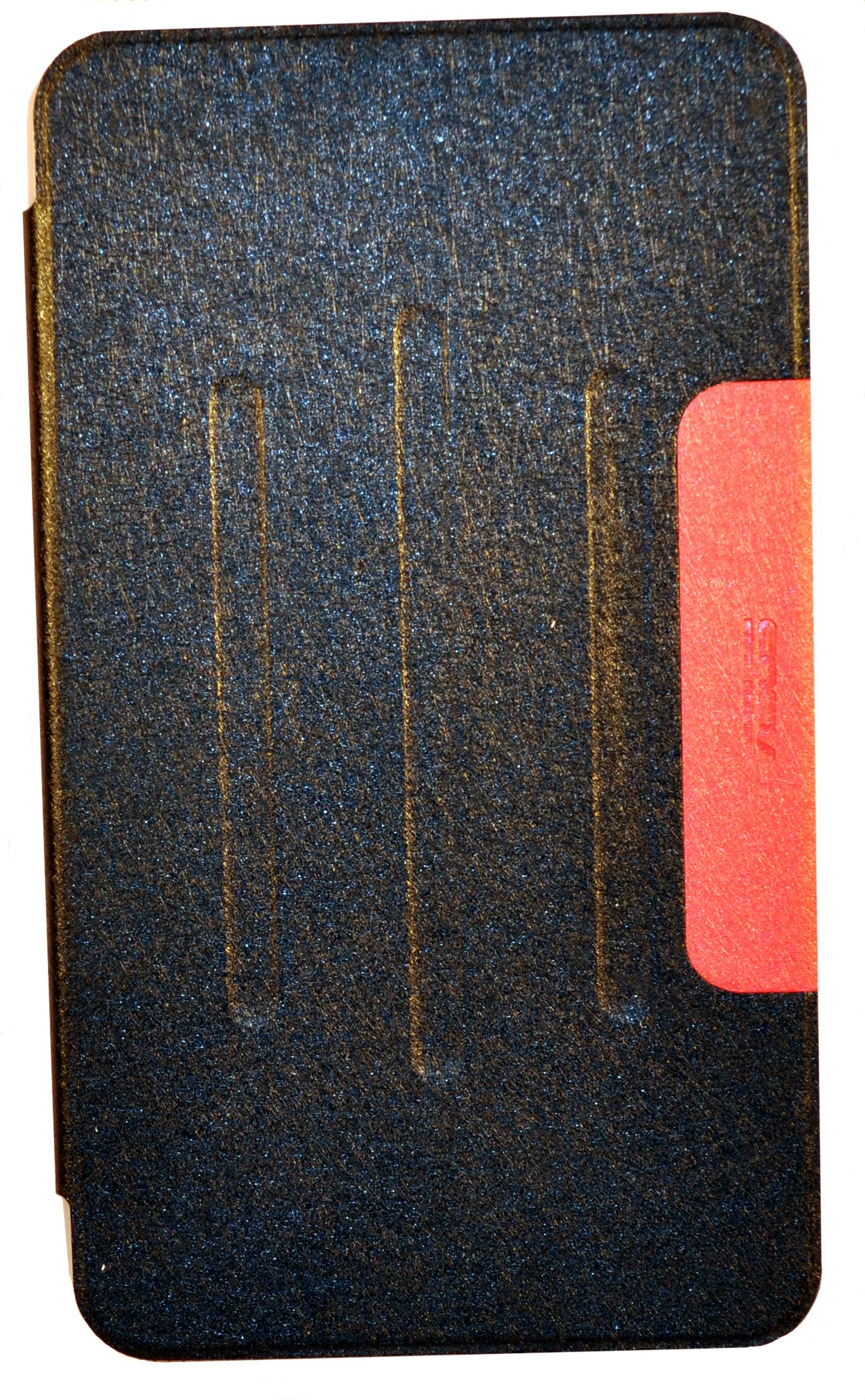 """Book Cover для ASUS Fonepad 8 FE380CG чёрный - (Чехол-книжка; для экрана 8"""" • назначение - для Asus Fonepad 8 FE380CG)"""