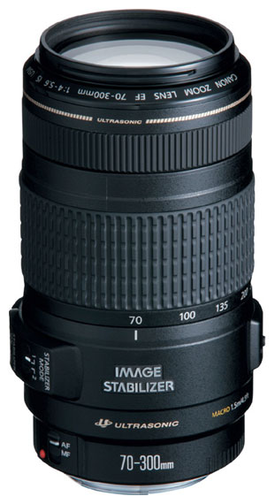 ������������ Canon EF 70-300mm f/4.0-5.6 IS USM (0345B006)