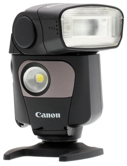 Canon SPEEDLITE 320EX - (обычная; 32 м (ISO 100) • E-TTL, E-TTL II • Совместимость: Canon)