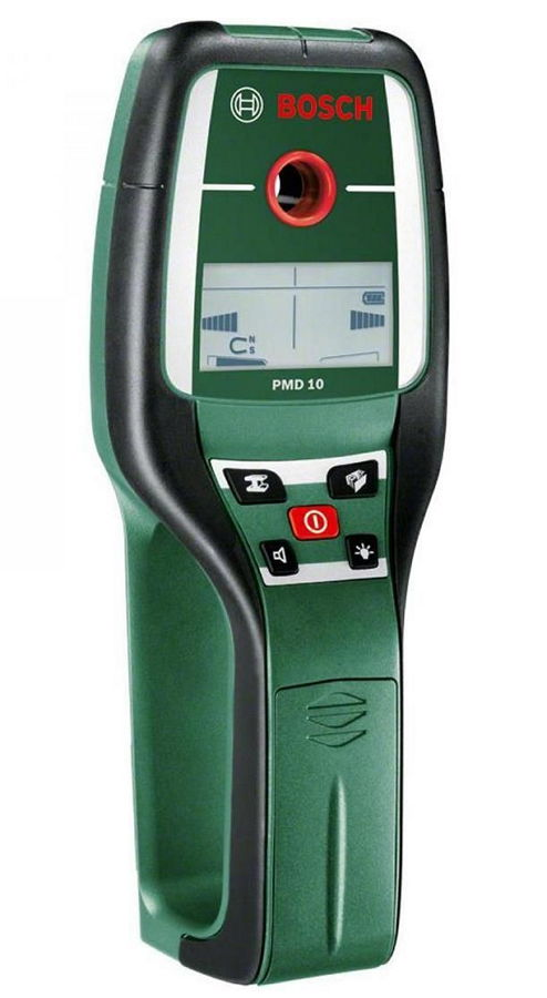 Детектор металлов и проводки Bosch PMD 10 [0.603.681.020] 603681020