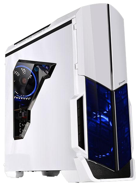 Корпус для компьютера Thermaltake Versa N21 CA-1D9-00M6WN-00, White