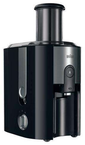 Соковыжималка Braun J500 Multiquick 5, 900 Вт, щеточка для чистки