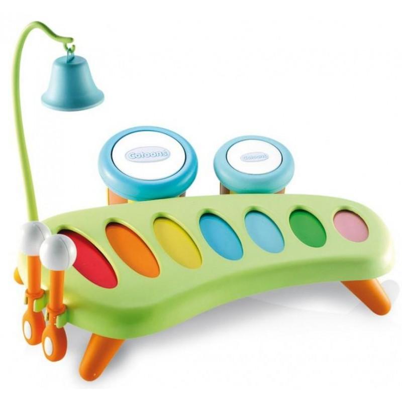 Smoby (музыкальный ксилофон)
