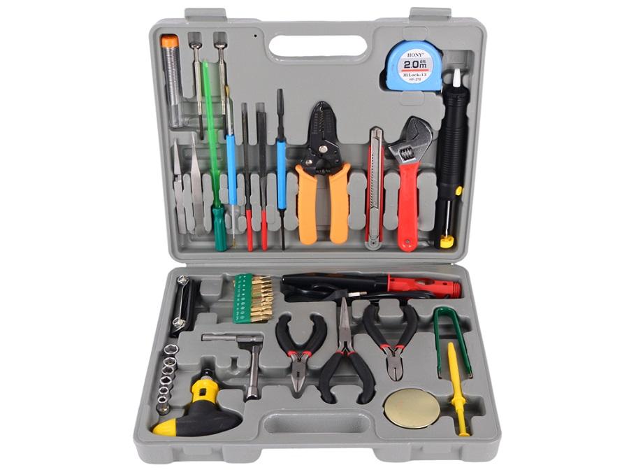 Набор инструментов Cablexpert TK-Pro-01