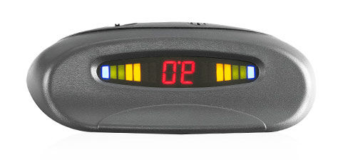 Парковочный радар Sho-Me Y-2620 Silver