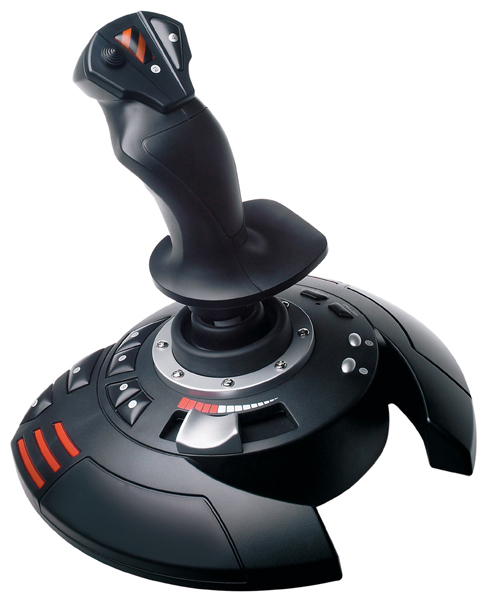 Джойстик Thrustmaster T.Flight Stick X 2960694/4160526