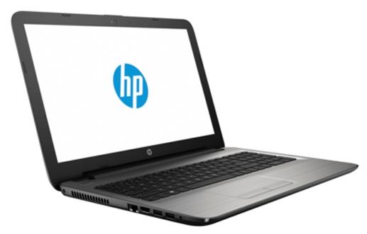 HP 15-ba096ur (X7G71EA) - (AMD E2 7110 1800 МГц. Экран 15.6 дюймов, 1366x768, широкоформатный. ОЗУ 4 Гб DDR3L 1600 МГц. Накопители SSD 128 Гб; DVD-RW, внутренний. GPU AMD Radeon R2. ОС Win 10 Home)
