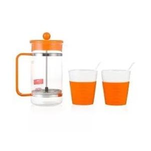 Набор Кофейный Bodum Bistro orange Bodum Bistro 5 оранжевый