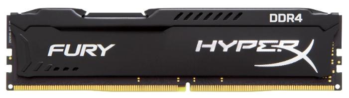 Оперативная память DDR4 4096Mb 2133MHz Kingston HyperX Fury Series HX421C14FB/4