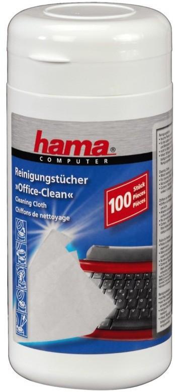 Чистящие салфетки Hama 42210 (100 шт)