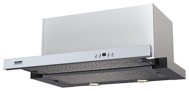 Вытяжка встраиваемая Krona Kamilla Power 600 INOX 3Р