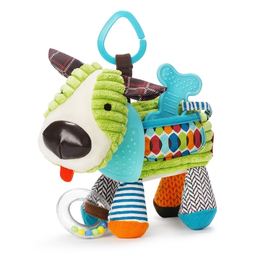 Развивающая игрушка Skip Hop Bandana Pals - Hound Dog