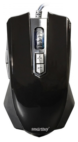 Мышь SmartBuy 705G Black USB SBM-705G-K