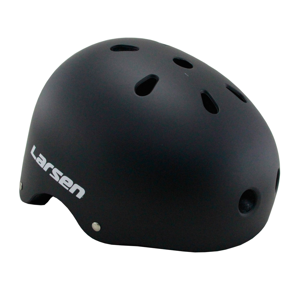 Шлем роликовый Larsen Special (H4) черный (S)