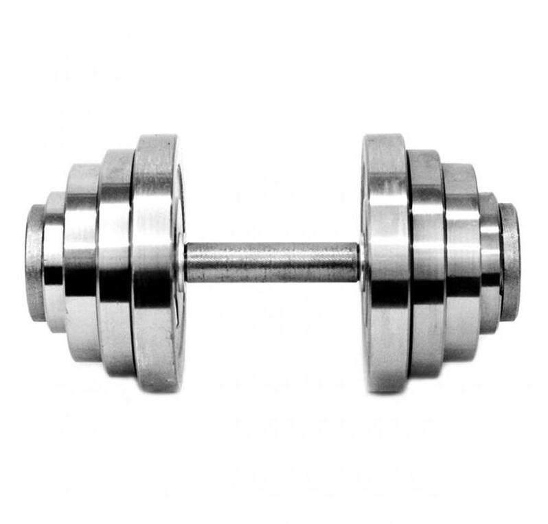 Атлант 30 кг, chrome steel