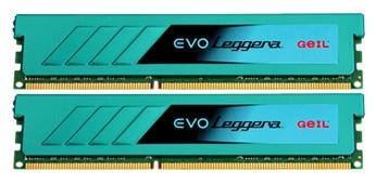 Оперативная память Geil DDR3 EVO Leggera 8Gb GEL38GB1600C9DC