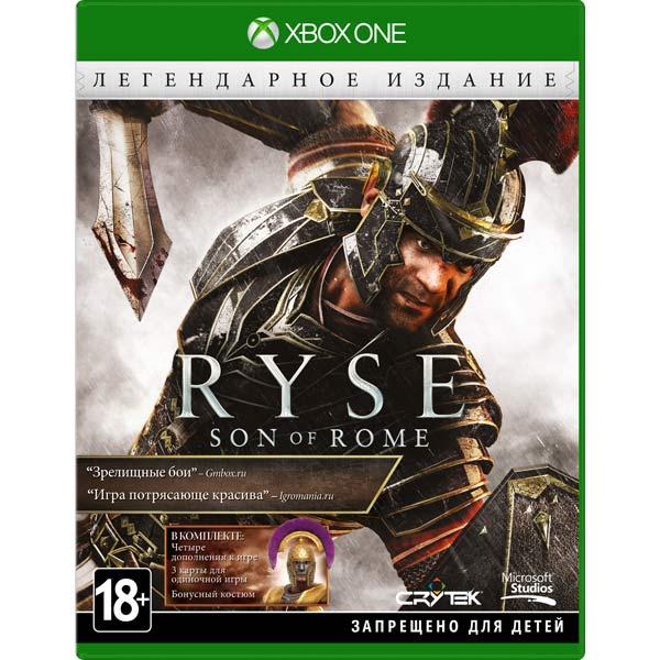Игра One Ryse: Son of Rome Legendary Edition