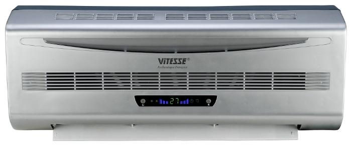 Термовентилятор настенный VITESSE VS-892 - термовентилятор, настенный, регулировка мощности: есть, уровни мощности: 2000/1000 Вт