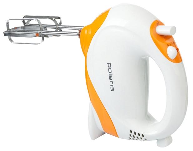 Миксер Polaris PHM 2010 white-orange PHM2010