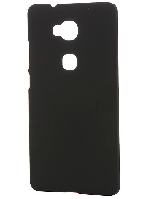 Чехол SkinBox 4People T-S-HH5X-002 (+ защитная плёнка), Black