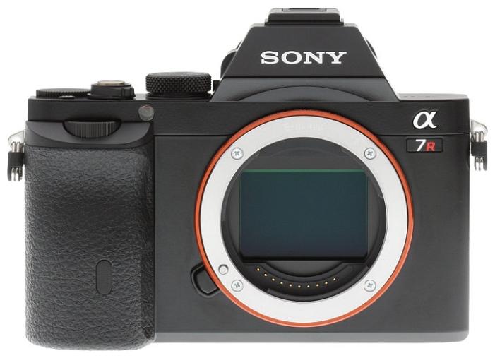 ����������� Sony Alpha A7R Body, black ILCE7RB.RU2