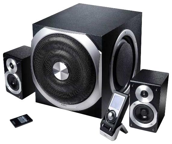 Акустическая система Edifier S730 black S730 2.1 черный