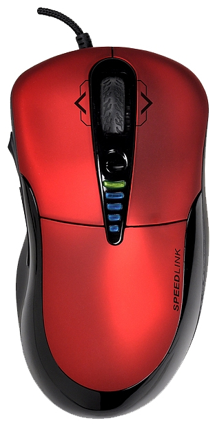 ���� SPEEDLINK PRIME Gaming Mouse Red USB SL-6396-RD-01