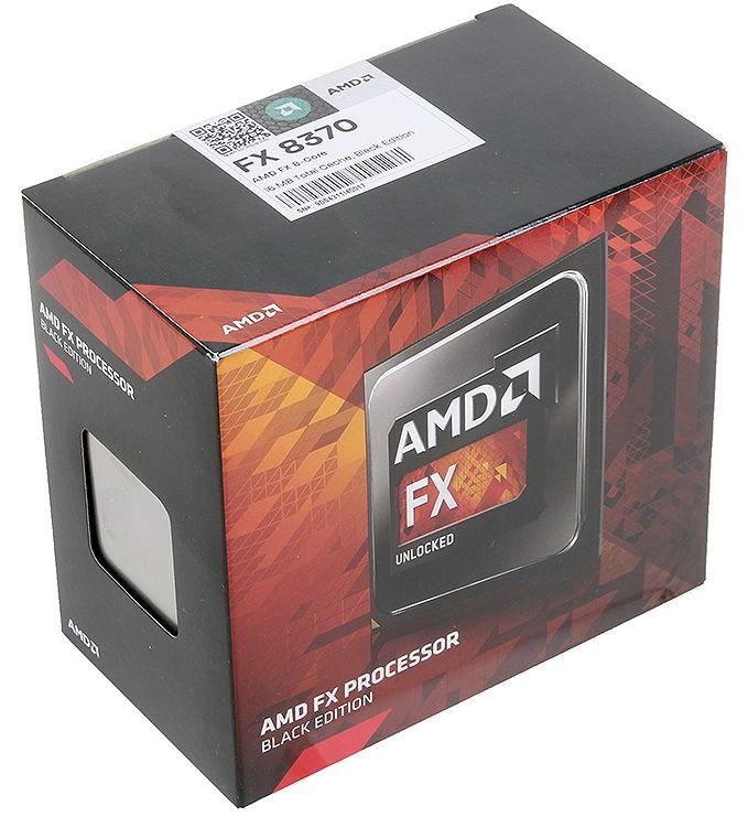 AMD FX-8370 Vishera (AM3+, L3 8192Kb), BOX - AM3+; Vishera (2012); ядер 8; 32 нм; 4000 МГц; L1 48 Кб; L2 8192 Кб; L3 8192 Кб; TDP 125