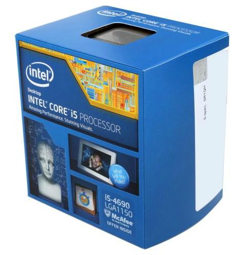 ��������� Intel Core i5-4690 Haswell (3500MHz, LGA1150, L3 6144Kb)