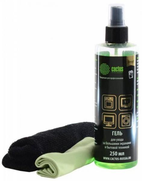 Чистящее средство Cactus CSP-S3004B (салфетки + гель)