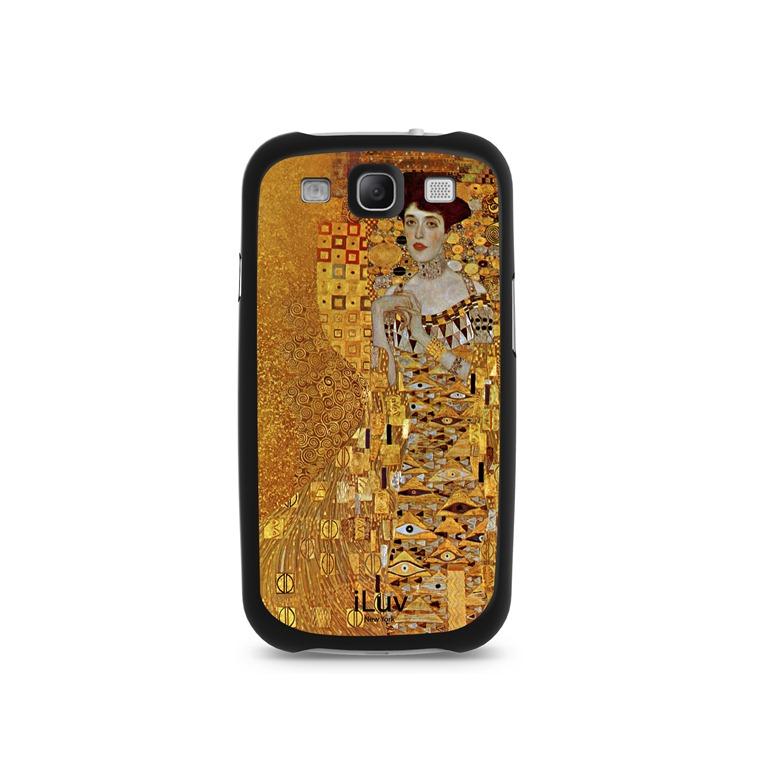 ����� iLuv ��� Samsung Galaxy S III Klimt lady