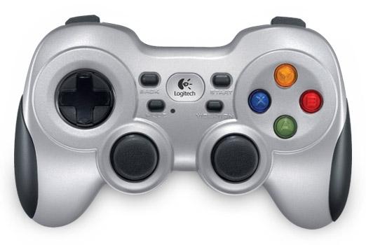 ������� Logitech Wireless Gamepad F710 (940-000145)
