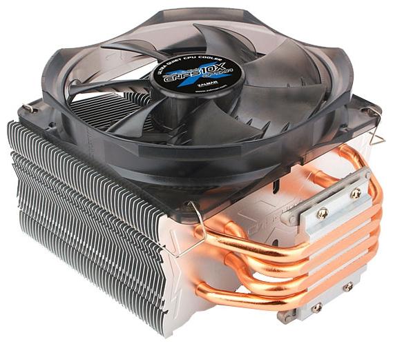 Zalman CNPS10X Optima - Socket: S775, S1150/1155/S1156, S1356/S1366, AM2, AM2+, AM3/AM3+/FM1, кол-во вентиляторов: 1, 1000 - 1700 об