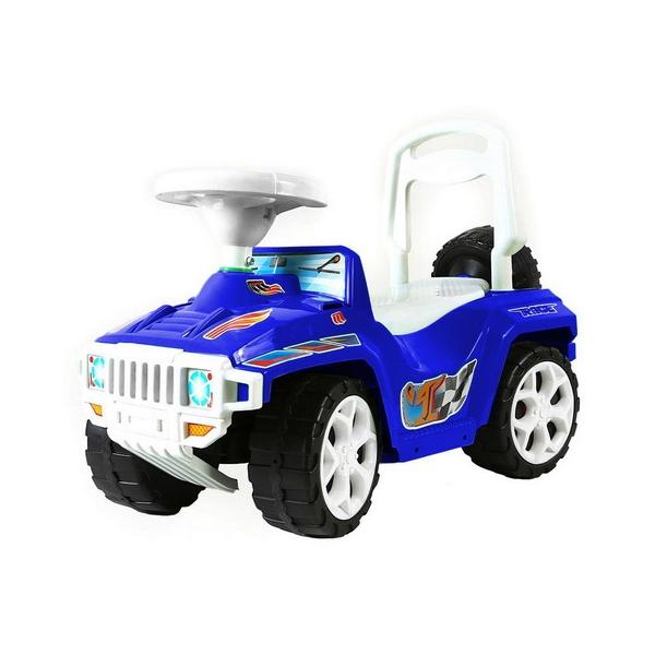 RT Race Mini Formula 1 Синяя - от 10 месяцев; макс.нагрузка 25 кг; материал(ы) высококачественный пластик