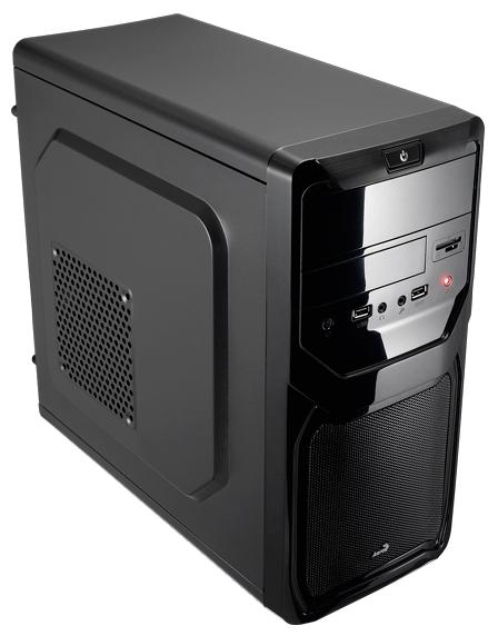 Корпус для компьютера AeroCool Qs-183 Advance 450W, Black