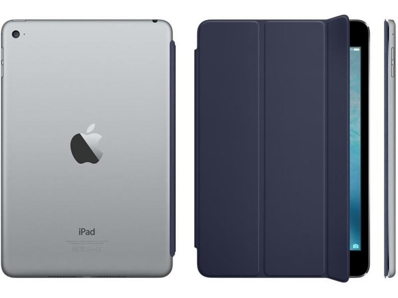 Чехол iPad mini 4 Smart Cover, midnight blue