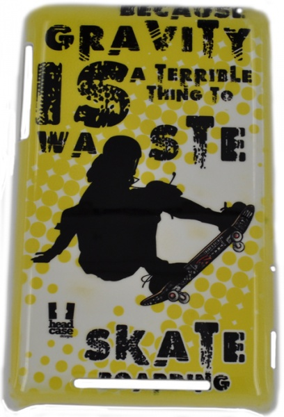 "E-cell Extreme sports skateboarding для ASUS - для LG K430ds/K410 K10 LTE/K10; 7""; пластик, резинка"