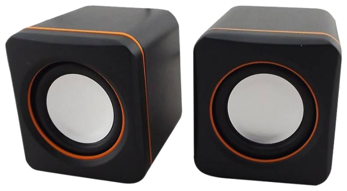 Колонки Oklick OK-301 Black-Orange