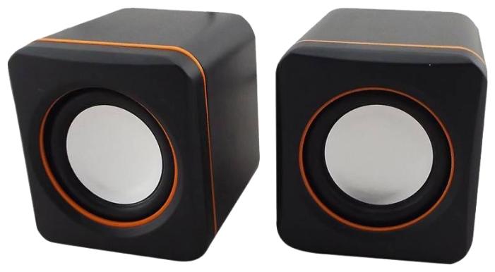Колонки Oklick OK-301 Black-Orange