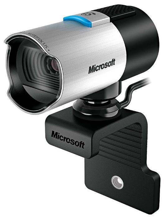 Веб-камера Microsoft LifeCam Studio для бизнеса (5WH-00002)