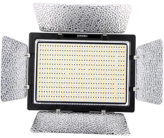 YongNuo YN-900 LED - осветитель • Совместимость • универсальная фотовспышка YN-900 W AC
