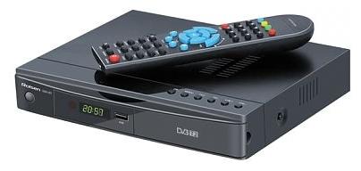 TV-тюнер Rolsen RDB-602 black 1-RLDB-RDB-602