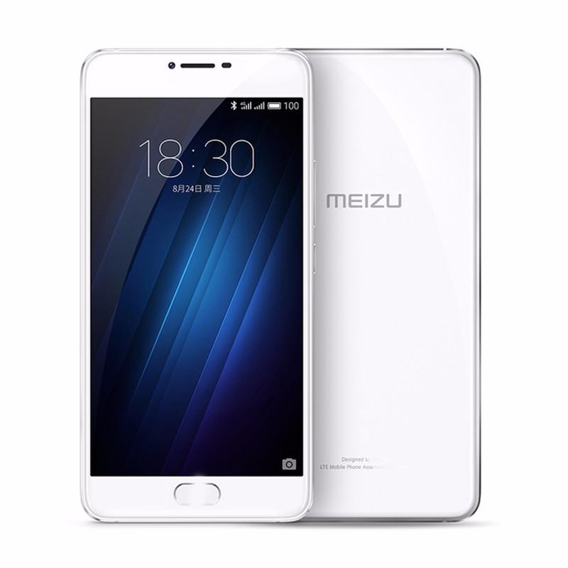 Meizu U20 16Gb Silver - (Android; GSM 900/1800/1900, 3G, 4G LTE; SIM-карт 2 (nano SIM); MediaTek Helio P10 (MT6755); RAM 2 Гб; ROM 16 Гб; 3260 мАч; 13 млн пикс., светодиодная вспышка; есть, 5 млн пикс.; датчики - освещенности, приближения, Холла, гироскоп, компас, считывание отпечатка пальца)