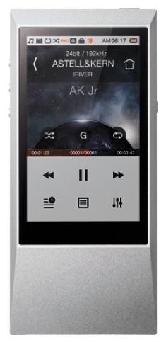 Цифровой плеер iRiver Astell&Kern AK Jr 64 Gb Sleek Silver, встроенная память64 Гб PPE11 AK Jr 64 Gb