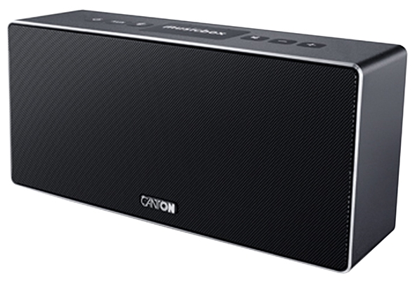 Акустическая система Canton musicbox S, Black, 60 Вт Musicbox S Black