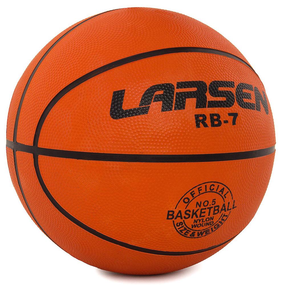 Мяч баскетбольный Larsen RB (ECE) (6)