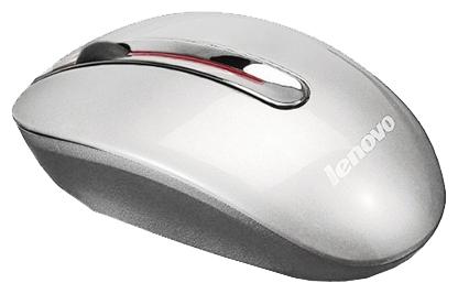 Мышь Lenovo Wireless Mouse n3903 Enamel White USB 888013587