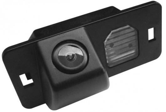 Incar VDC-041 для BMW 3,5,X1,X5,X6 - (Установка - вместо штатной подсветки номерного знака; Дисплей - автомагнитола или штатное головное устройство (ШГУ); Соединение проводное; Ночной режим есть; Разметка отключаемая)