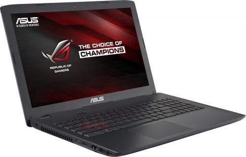 Asus GL552Vw (90NB09I3-M08500) - (Intel Core i7 6700HQ 2600 МГц. Экран 15.6 дюймов, 1920x1080, широкоформатный. ОЗУ 16 Гб DDR4 2133 МГц. Накопители SSD 256 ГбHDD 1000 Гб; DVD-RW, внутренний. GPU NVIDIA GeForce GTX 960M. ОС Windows 10)